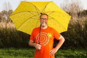 Coach Martin van Gewoon Lachen